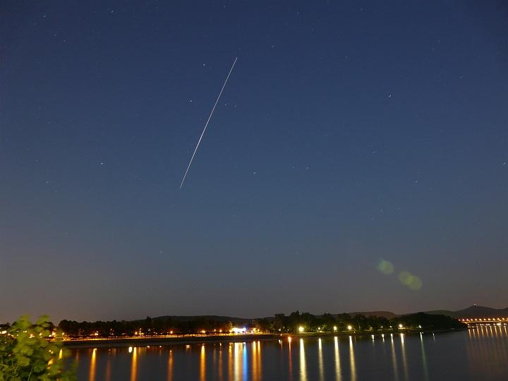 Überflug der ISS (11.08.2012, 22:12 MESZ)